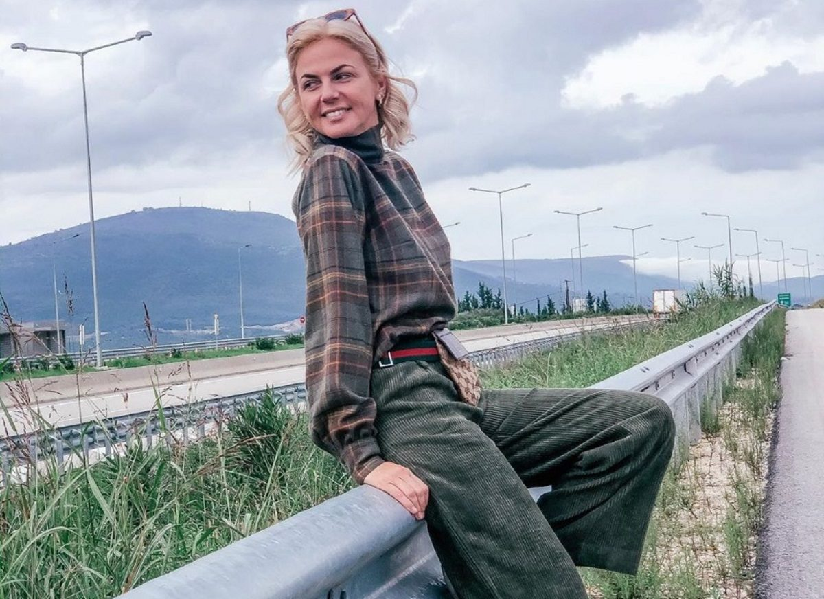 Χριστίνα Κοντοβά: Road trip με τον Τζώνη Καλημέρη! [pics,vid] | tlife.gr