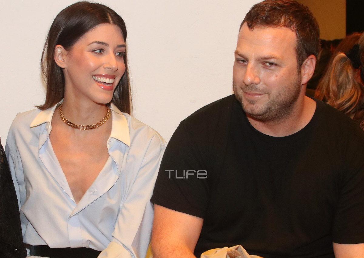 Demy: Σπάνια δημόσια εμφάνιση με τον σύντροφό της, Κωνσταντίνο Κωνσταντίνου! [pics]   tlife.gr
