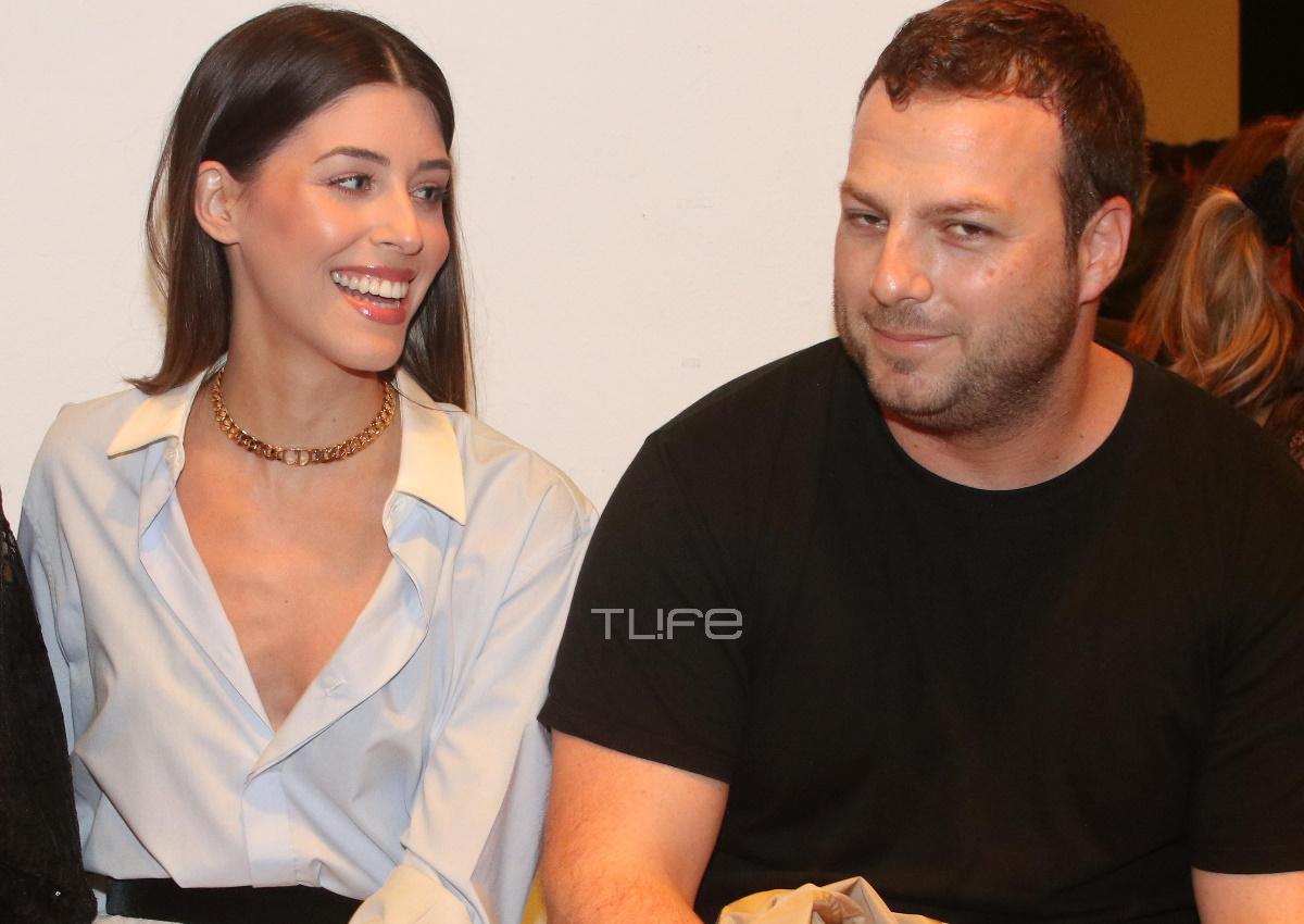 Demy: Σπάνια δημόσια εμφάνιση με τον σύντροφό της, Κωνσταντίνο Κωνσταντίνου! [pics]