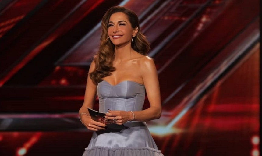 Δέσποινα Βανδή: Πιο εντυπωσιακή από ποτέ στο 4ο live του X-Factor! [pics,vid] | tlife.gr