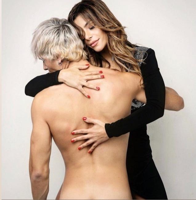 Ελευθερία Ελευθερίου: Αισθησιακή φωτογράφιση με τον αγαπημένο της για περιοδικό! | tlife.gr