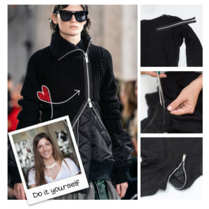 DIY: Άλλαξε το πουλόβερ σου με βάση τα φετινά trends!