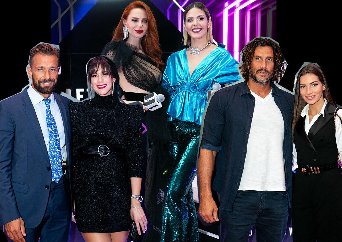Λαμπερές παρουσίες στο πάρτι για την 45η Απονομή των E! People's Choice Awards! Φωτογραφίες | tlife.gr