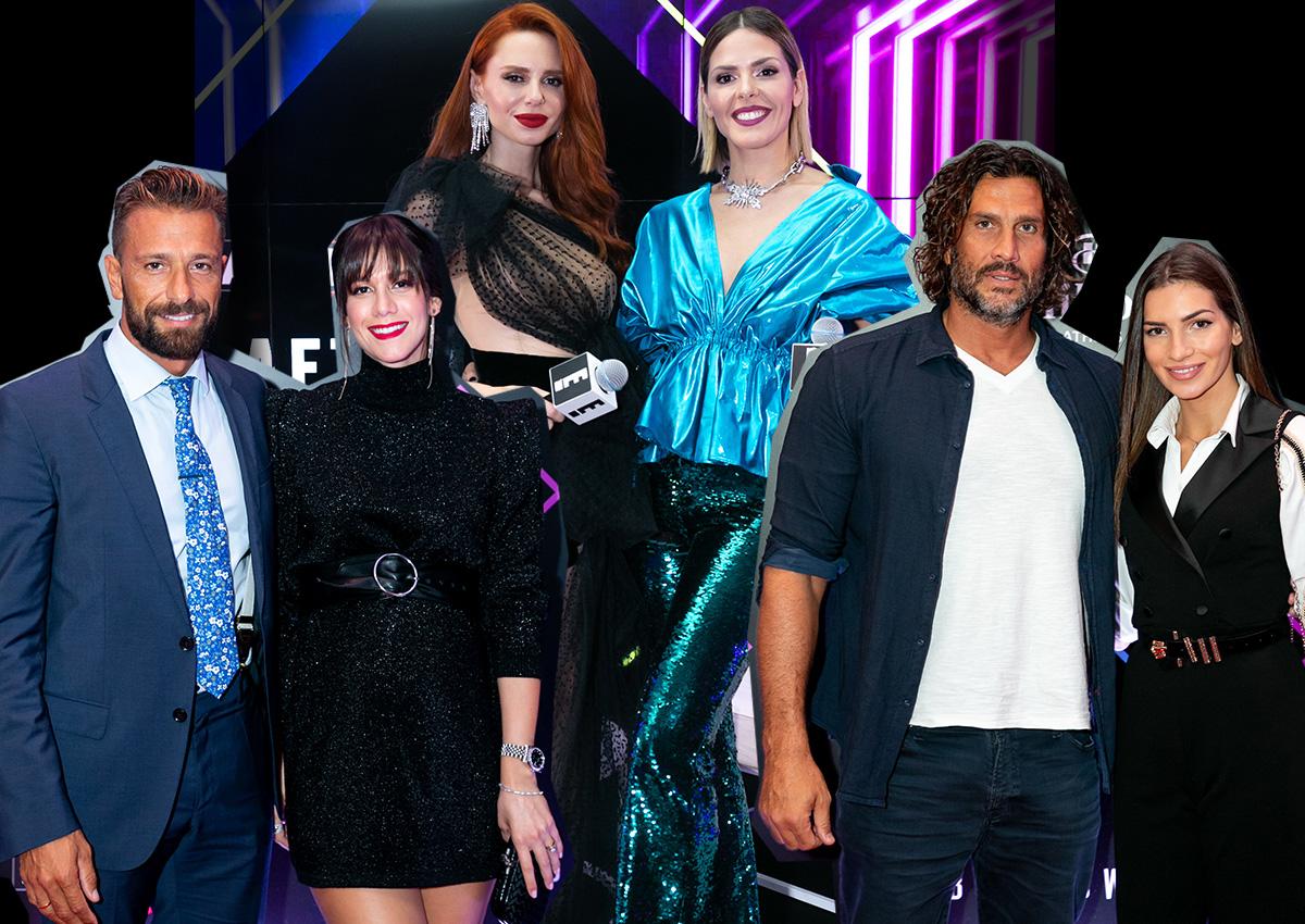 Λαμπερές παρουσίες στο πάρτι για την 45η Απονομή των E! People's Choice Awards! Φωτογραφίες