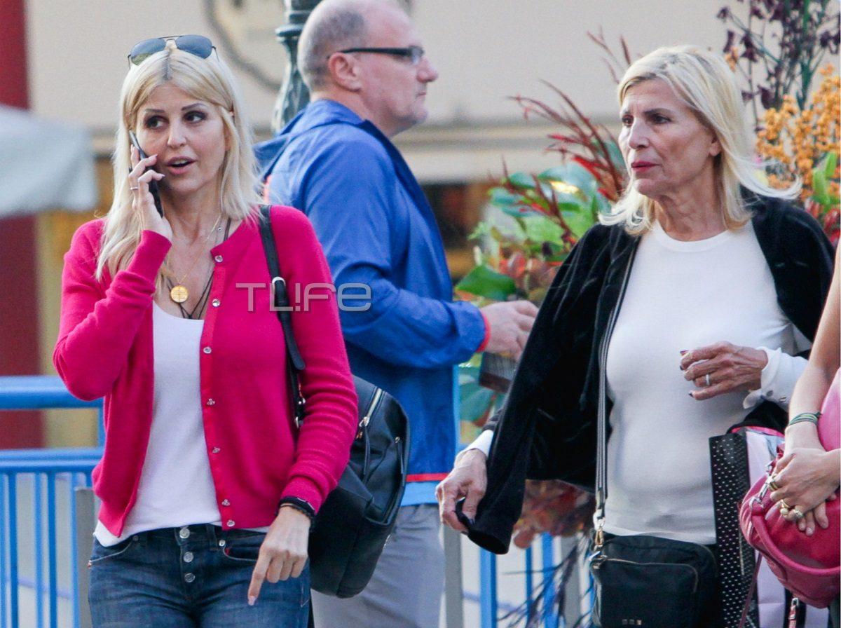 Έλενα Ράπτη: Βόλτα για αγορές στη Θεσσαλονίκη μαζί με την μητέρα της! [pics] | tlife.gr
