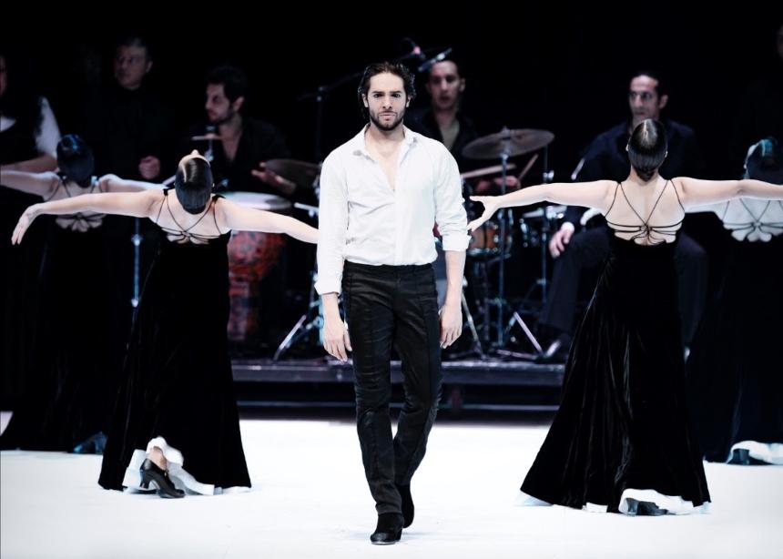 Ο, Βασιλιάς του Φλαμένκο, Joaquin Cortes στο Christmas Theater | tlife.gr