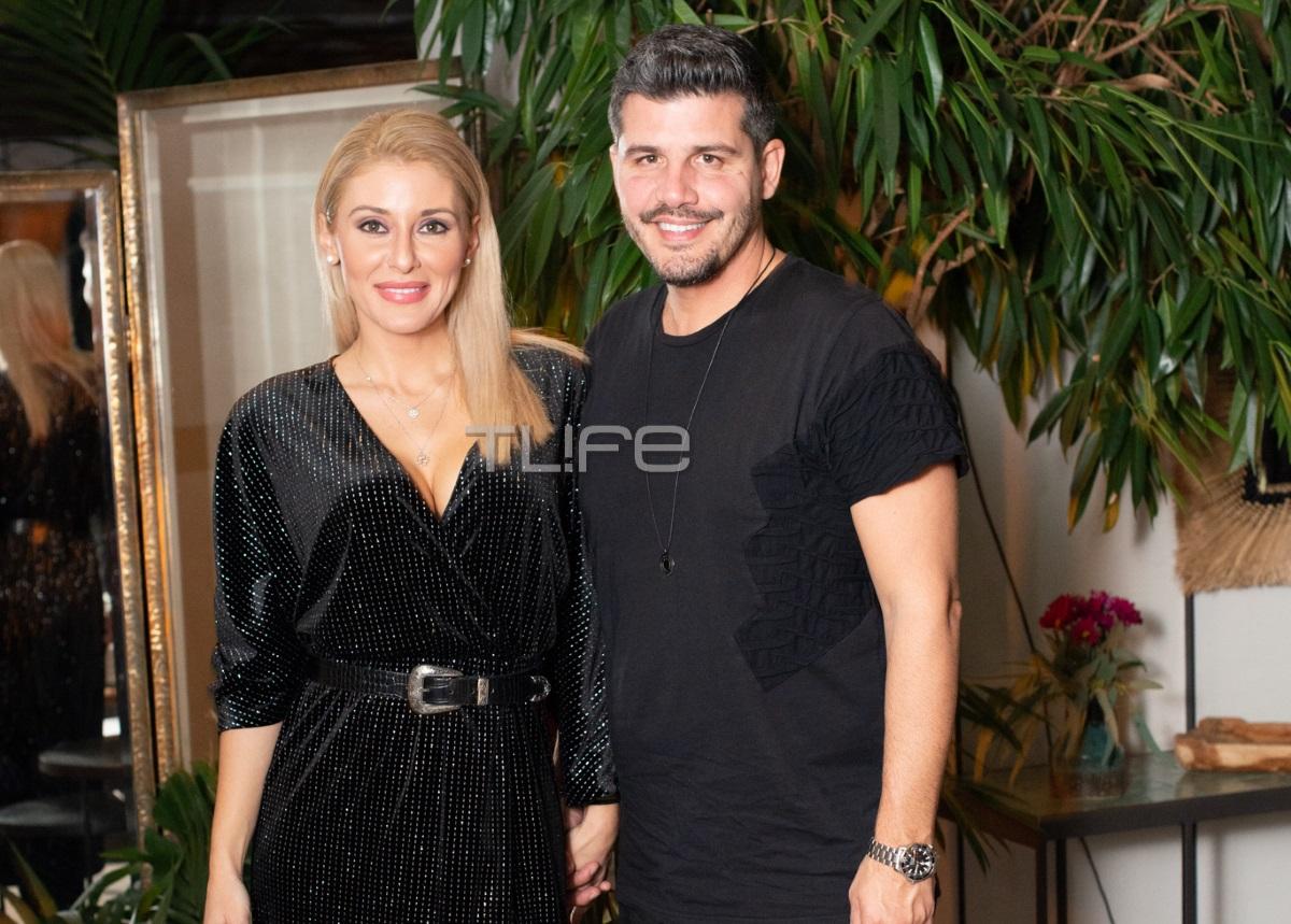 Μαρία Φραγκάκη – Νίκος Μάρκογλου: Τρεις μήνες παντρεμένοι! Δείπνο για δύο στο κέντρο της Αθήνας [pics]