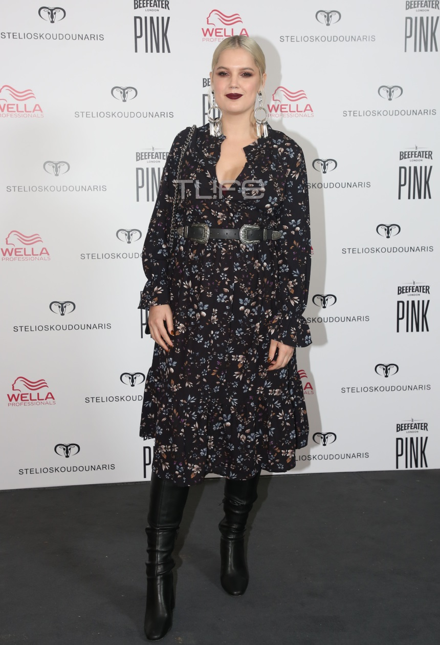 Λαμπερές παρουσίες στο fashion show του Στέλιου Κουδουνάρη για τη νέα του κολεξιόν [pics]