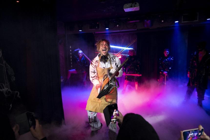 Ένα ξεχωριστό Halloween party για την παρουσίαση του νέου άλμπουμ του iLLEOo! [pics]