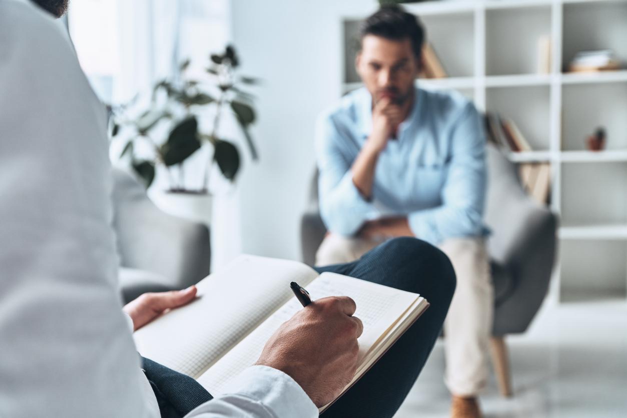 Για ποιο λόγο απευθύνονται συνήθως στον ψυχολόγο οι άντρες και για ποιον οι γυναίκες;