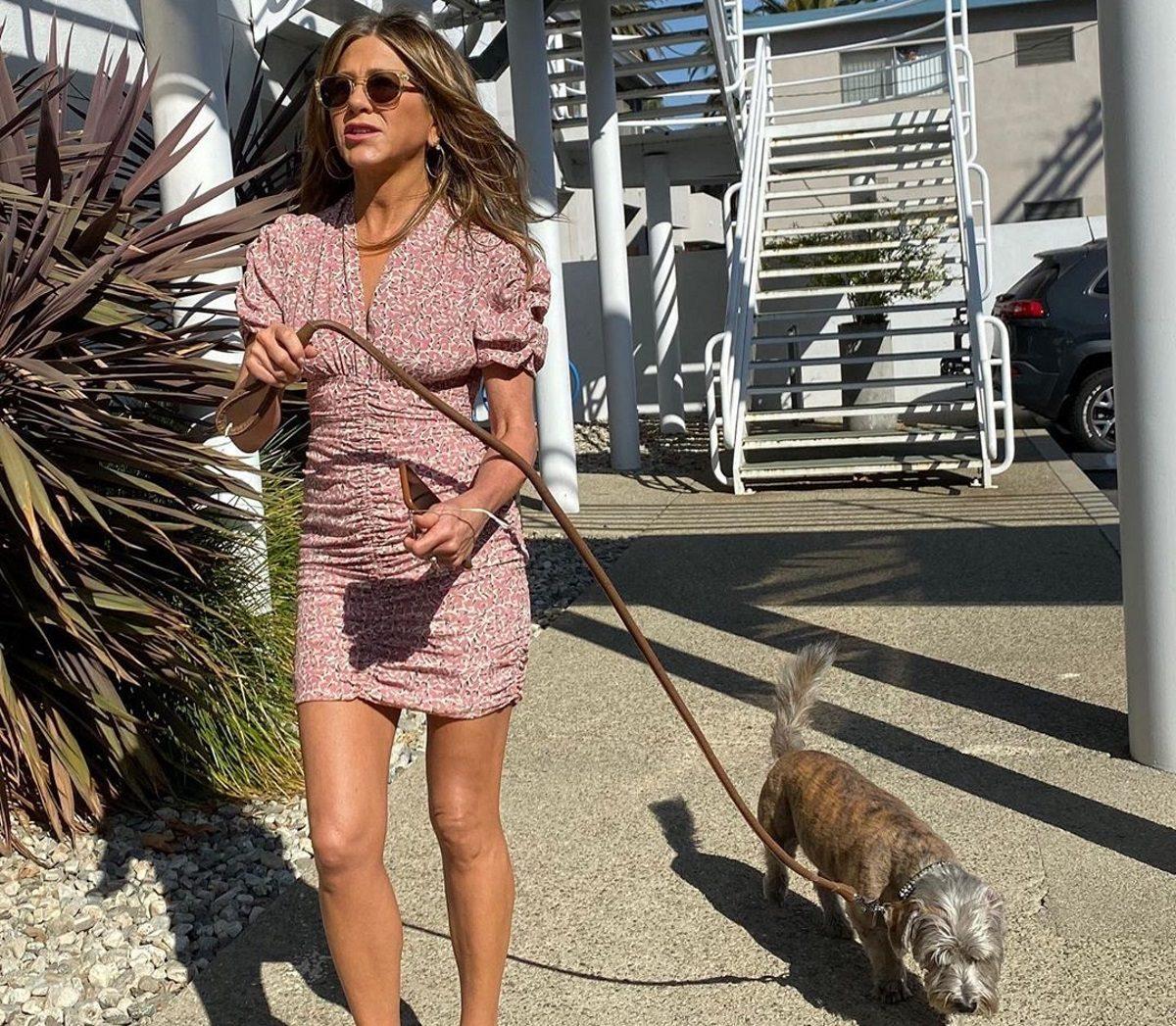 Η Jennifer Aniston απέκτησε 20 εκατομμύρια ακόλουθους στο Instagram μέσα σε ένα μήνα | tlife.gr