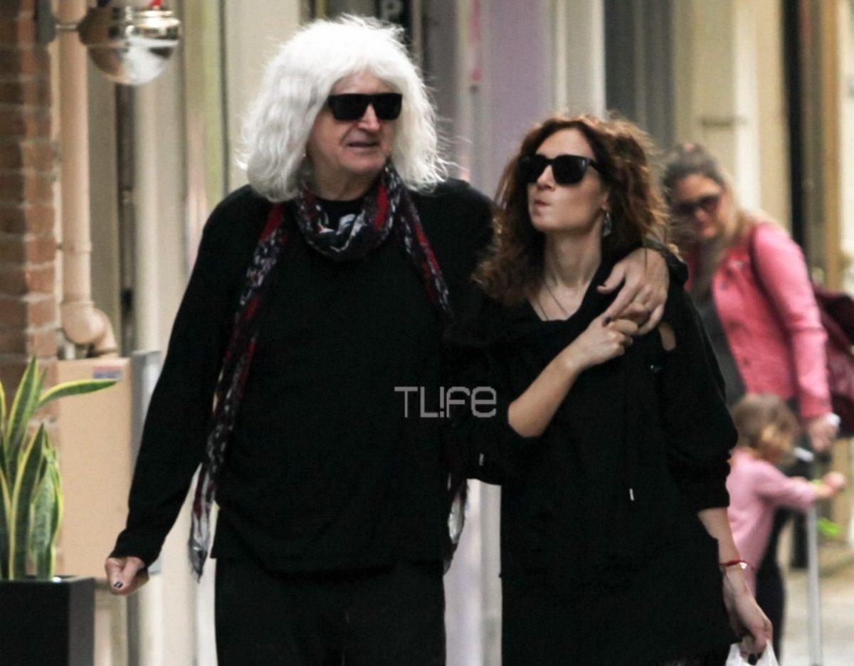 Νίκος Καρβέλας: Ξανά ερωτευμένος! Αγκαλιά με τη νέα του σύντροφο στην Θεσσαλονίκη [pics] | tlife.gr