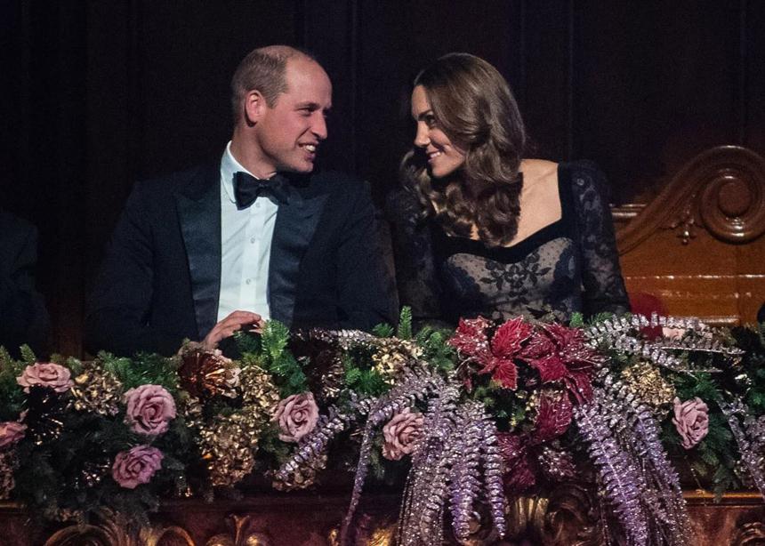 Date night για την Kate και William!Τι φόρεσε η Middleton