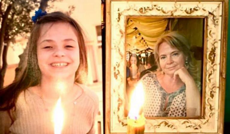 Κατερίνη: Ράγισαν και οι πέτρες στην κηδεία μαμάς και κόρης