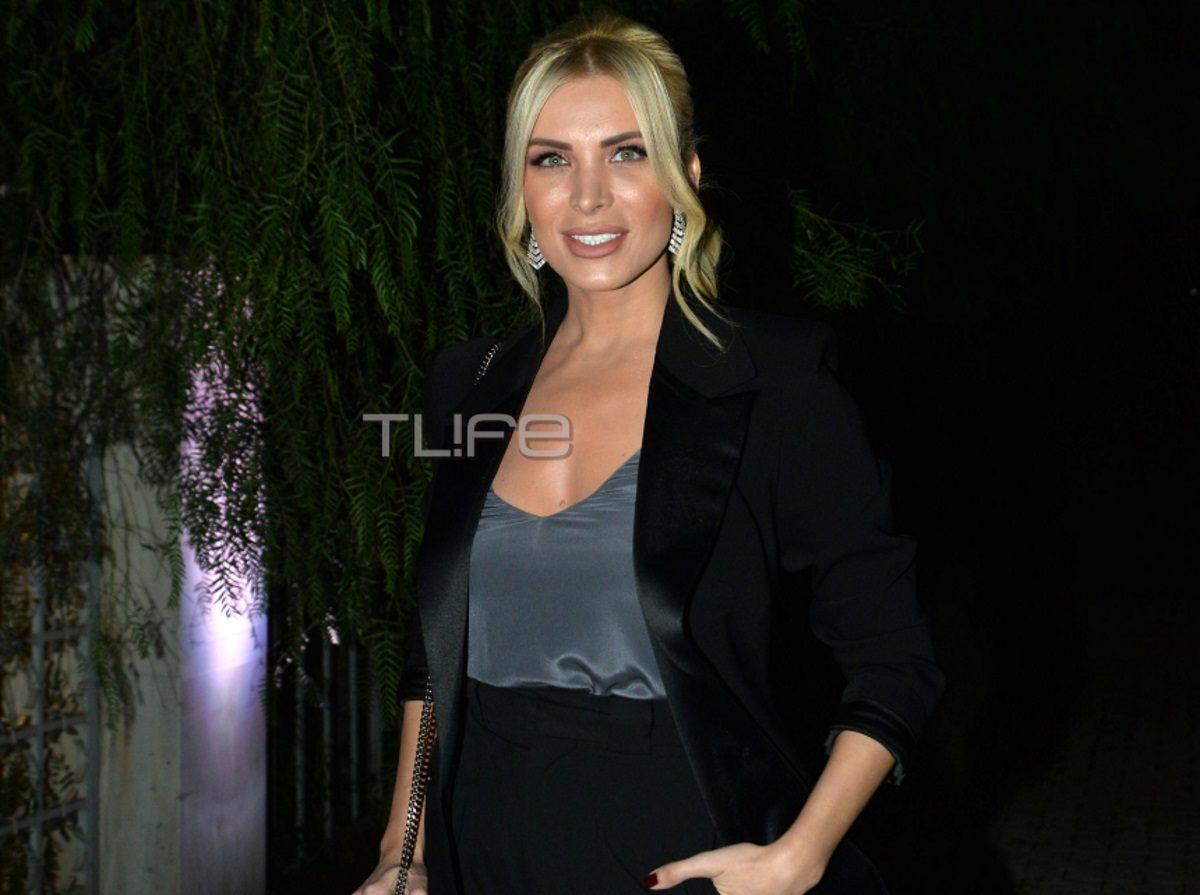 Κατερίνα Καινούργιου: Κομψή εμφάνιση σε εκδήλωση για καλό σκοπό! [pics] | tlife.gr