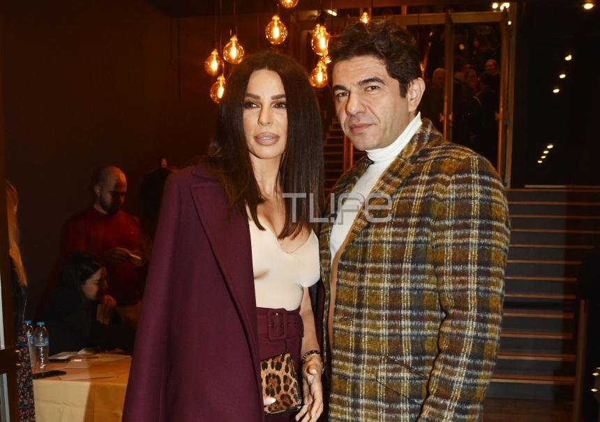 Κέλλυ Κελεκίδου – Νίκος Κουρκούλης: Αυτή είναι πιο stylish εμφάνιση του ζευγαριού! Φωτογραφίες
