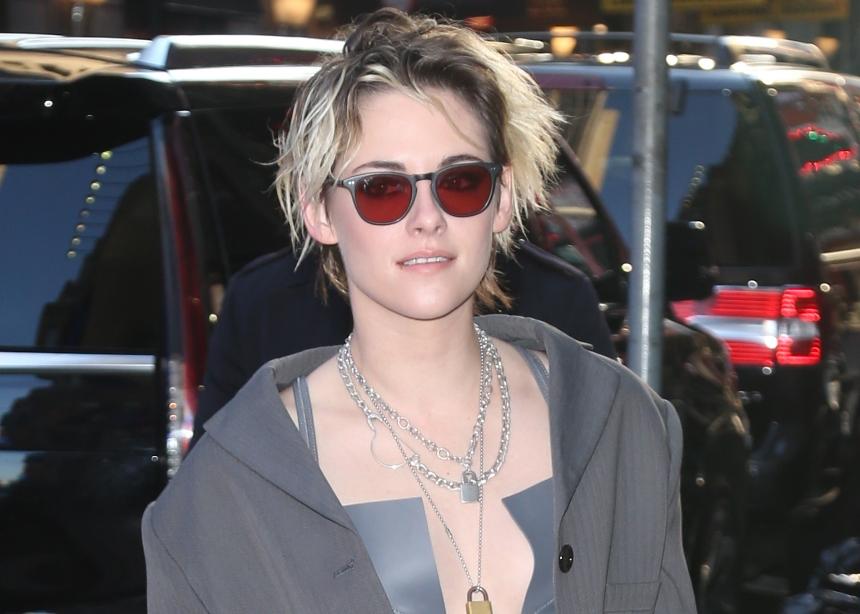 Το επόμενό μας μανικιούρ θα είναι αυτό που έκανε η Kristen Stewart!