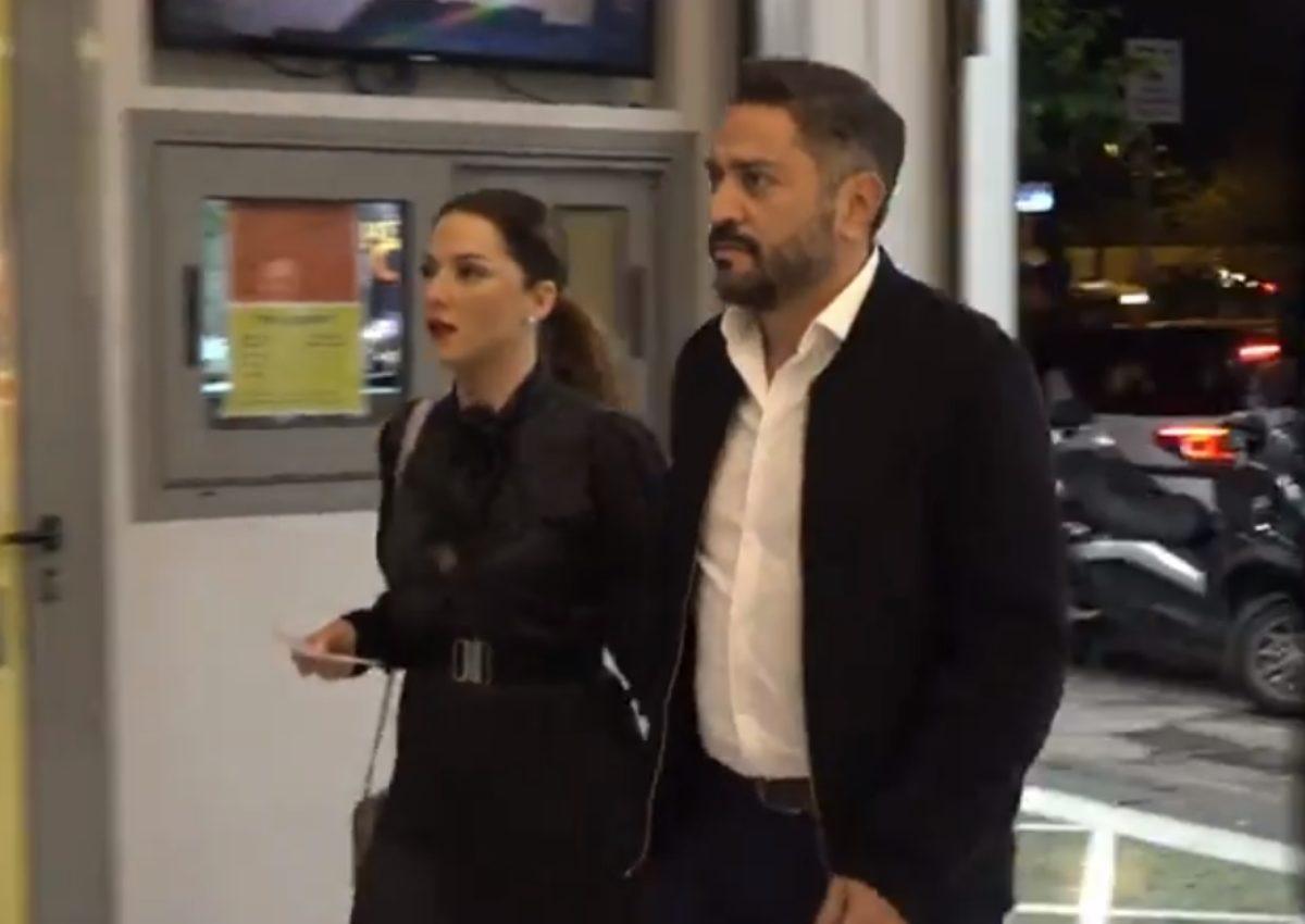 Βάσω Λασκαράκη: Στο θέατρο με τον σύζυγό της Λευτέρη Σουλτάτο! | tlife.gr