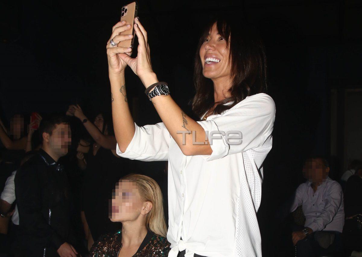 Λελέ Γκόφα: Καμάρωσε τον σύζυγό της, Στέλιο Ρόκκο, επί σκηνής! [pics]   tlife.gr