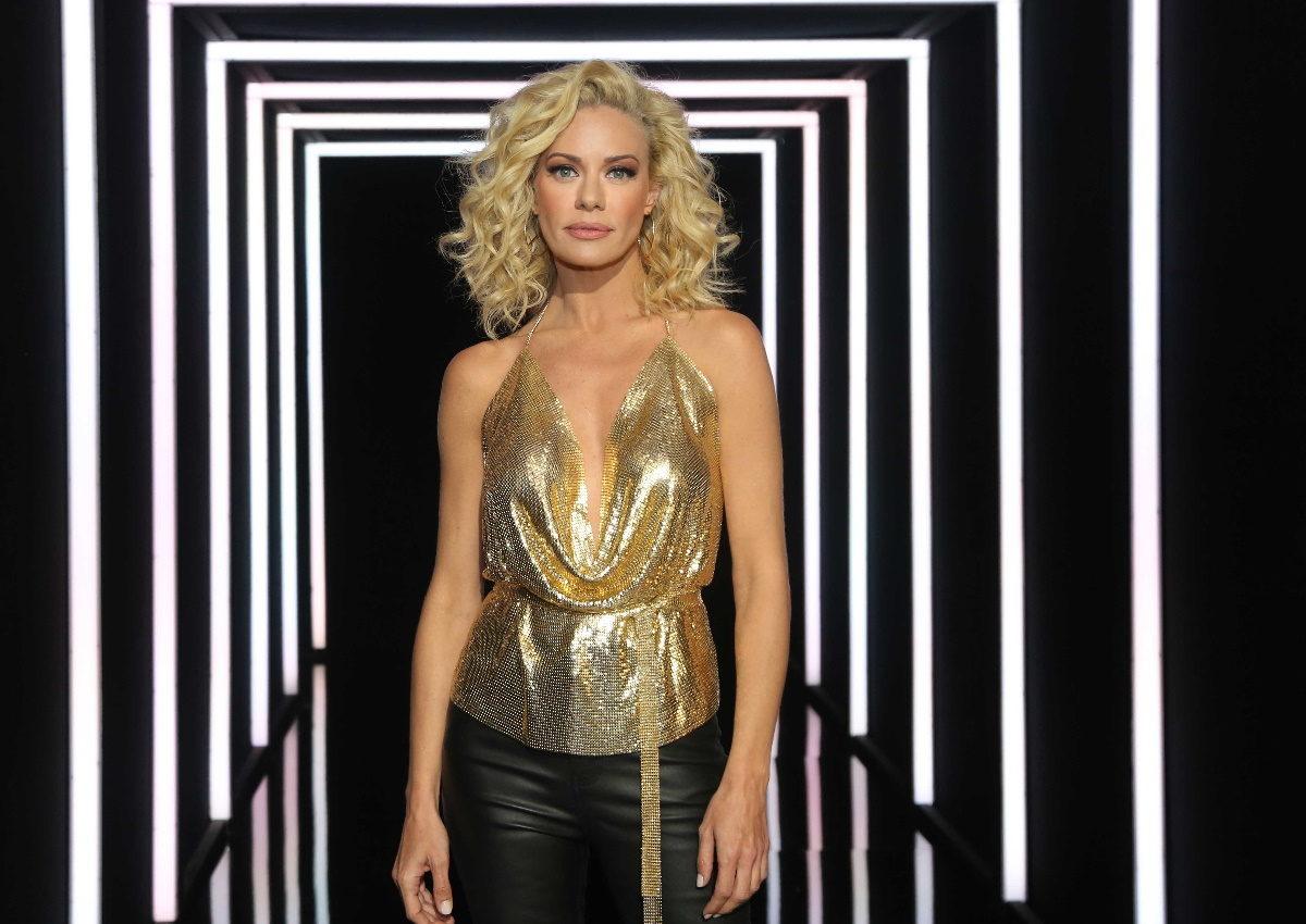 Ζέτα Μακρυπούλια: Έκανε την πιο εντυπωσιακή εμφάνισή της στο «The Final Four»! [pics] | tlife.gr