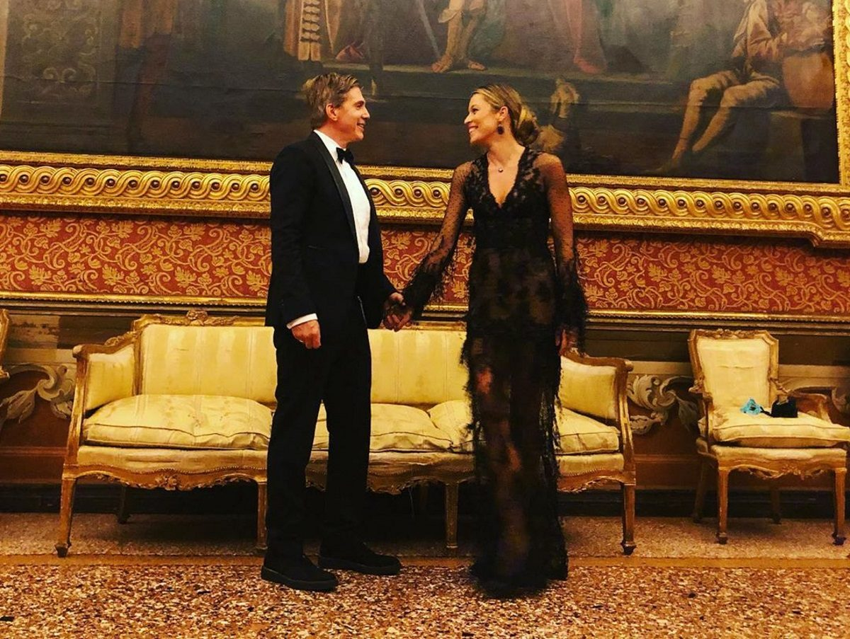 Μαριέττα Χρουσαλά: Από την Βενετία… στις «χρυσές» αμμουδιές του Μαϊάμι με τον Λέοντα Πατίτσα! [pics] | tlife.gr
