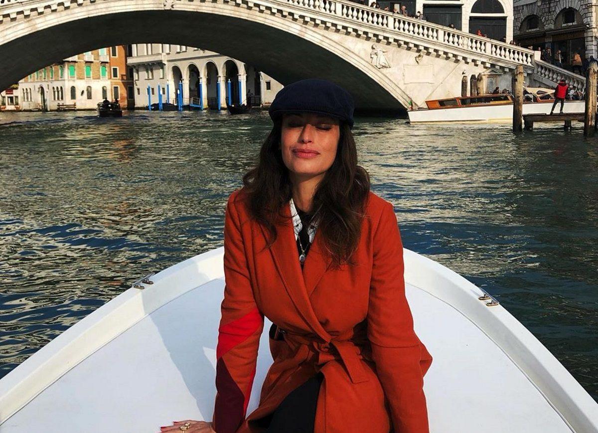 Δωροθέα Μερκούρη: Είναι ερωτευμένη με τη Βενετία! Η θέα που της έκλεψε την καρδιά! | tlife.gr