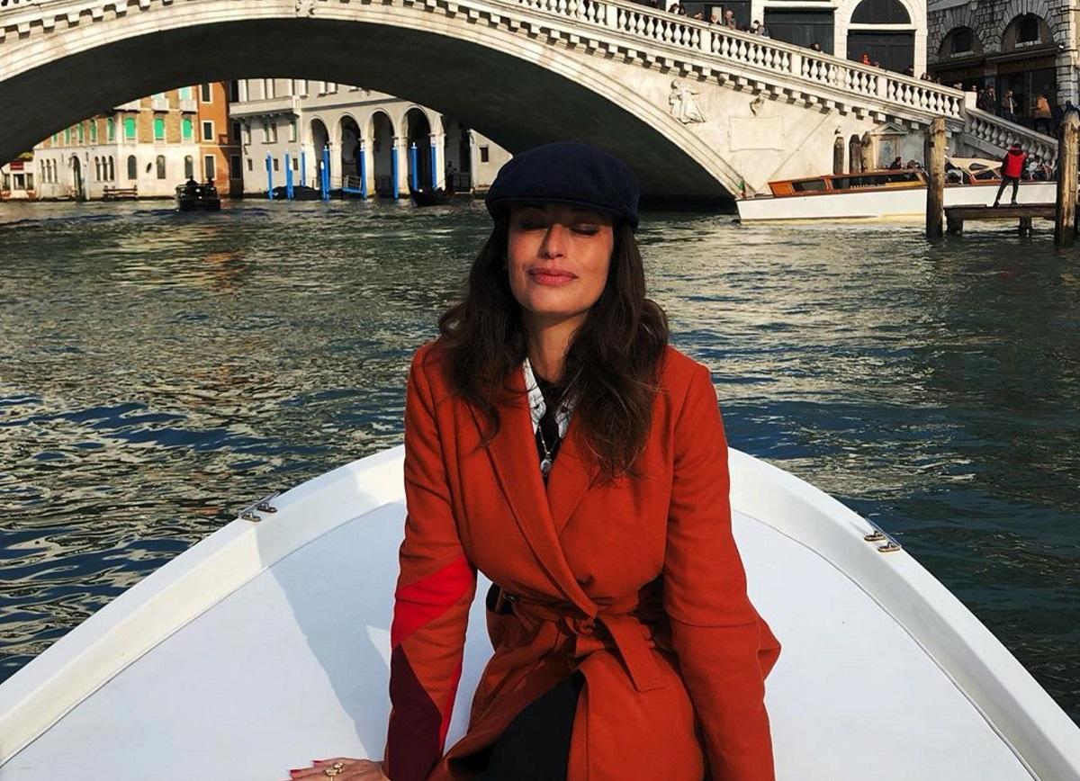 Δωροθέα Μερκούρη: Είναι ερωτευμένη με τη Βενετία! Η θέα που της έκλεψε την καρδιά!