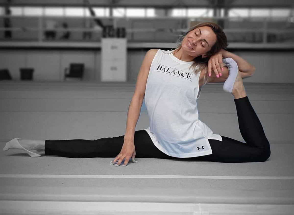 Βασιλική Μιλλούση: Ξεκίνησε γυμναστική επτά ημέρες μετά τη γέννηση της κόρης της [pic] | tlife.gr