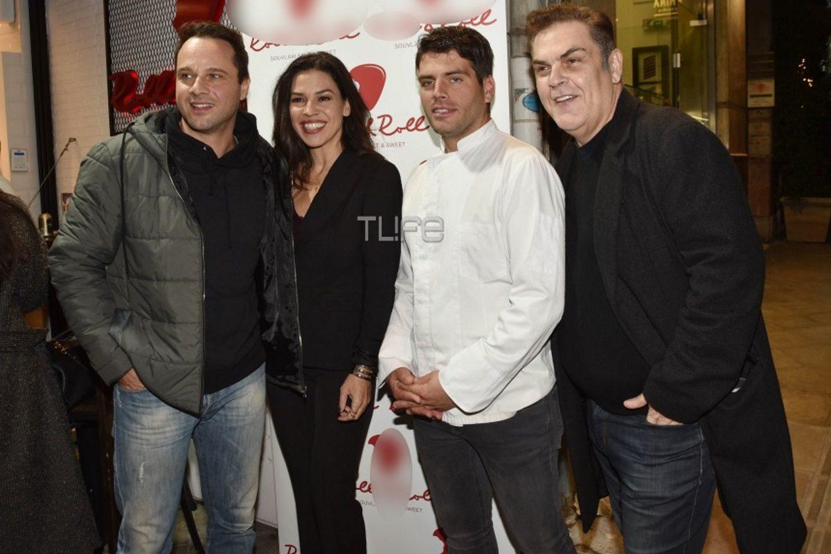 Χρήστος Μπάρκας: Οι celebrities τον τίμησαν στο νέο του επαγγελματικό εγχείρημα! Φωτογραφίες   tlife.gr