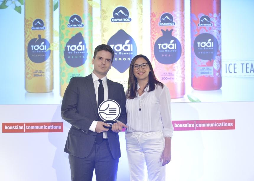 Σημαντικές διακρίσεις για τα προϊόντα ΟΛΥΜΠΟΣ στα Healthy Diet Awards | tlife.gr