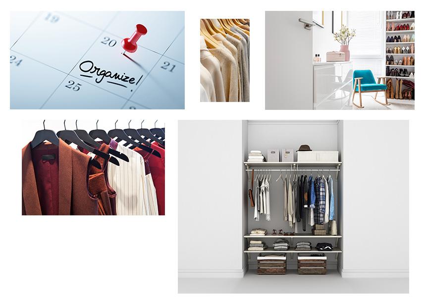 Έξυπνα tips για να οργανώσεις τέλεια την ντουλάπα σου αυτή την σεζόν!