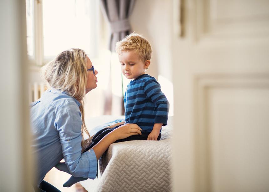 10 cliche φράσεις που δεν πρέπει να (ξανα)πεις στο παιδί σου