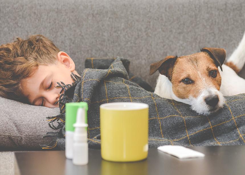Αυτές είναι οι 7 πιο συχνές αρρώστιες του παιδικού σταθμού! | tlife.gr