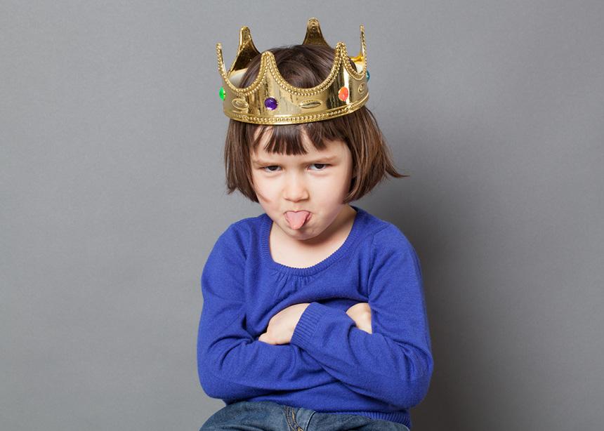Το παιδί μπαινοβγάζει συχνά τη γλώσσα του. Τι μπορεί να συμβαίνει;