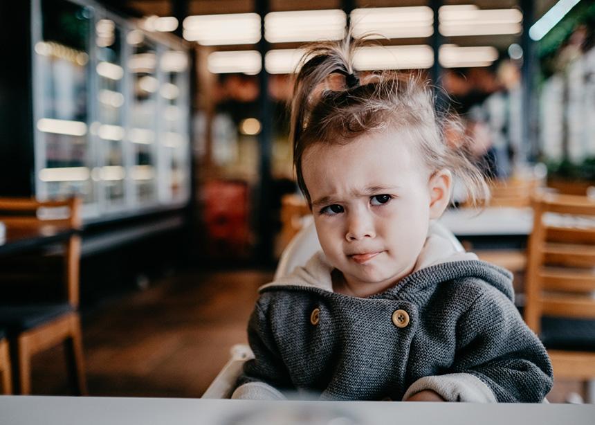 Τι μπορεί να θυμώσει ένα μικρό παιδί; Πώς θα το ηρεμήσεις;
