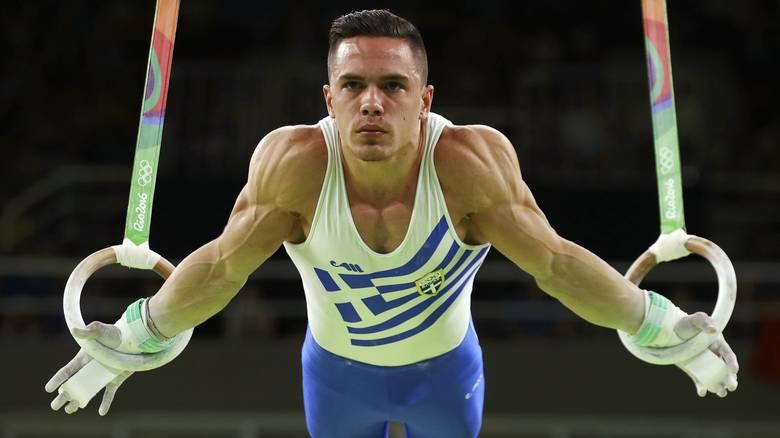 """""""Ασημένιος"""" ο Λευτέρης Πετρούνιας στο προ-Ολυμπιακό παγκόσμιο κύπελλο ενόργανης γυμναστικής!"""