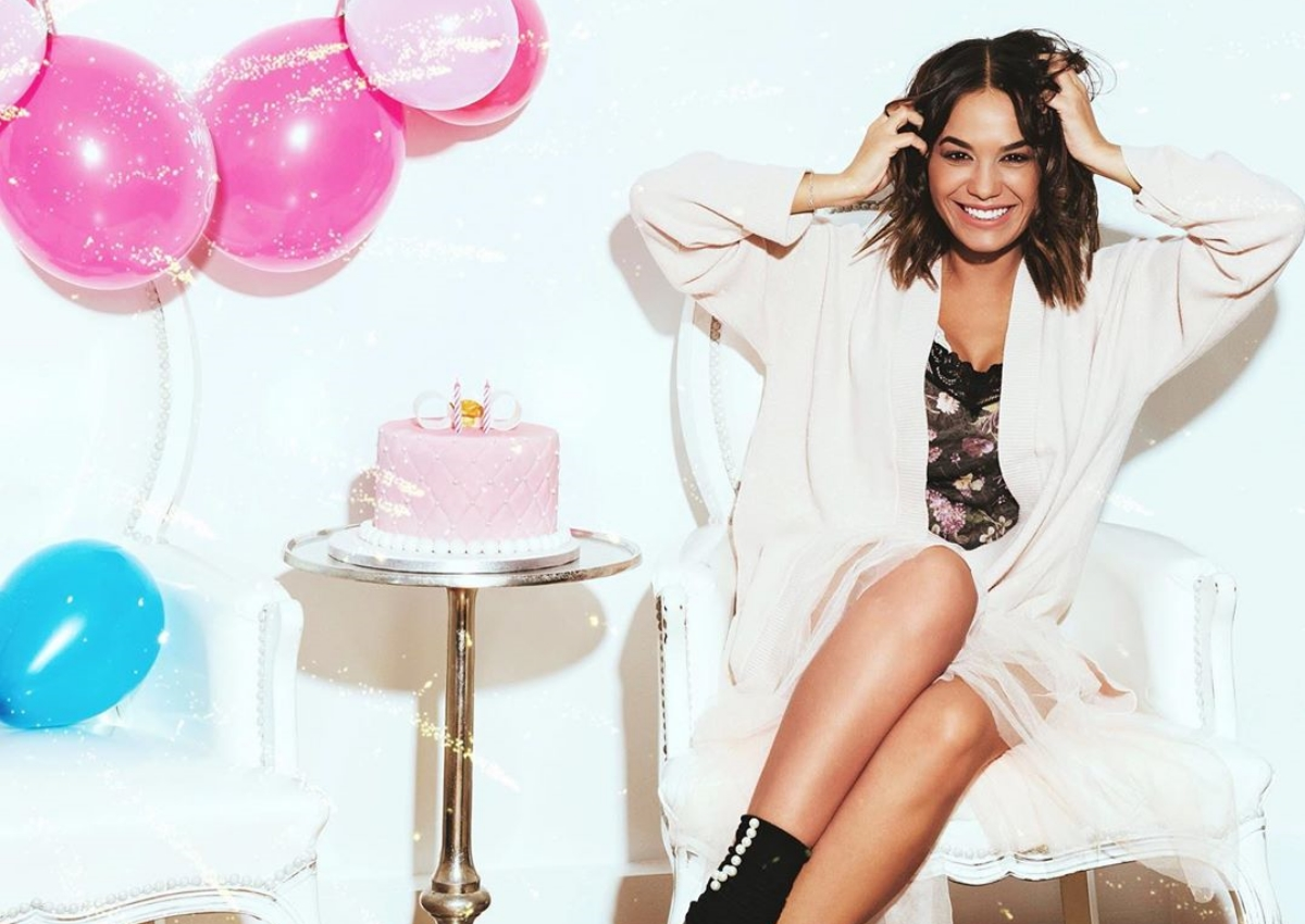 Πηνελόπη Πλάκα: Το πάρτυ έκπληξη για τα γενέθλιά της! [pics]