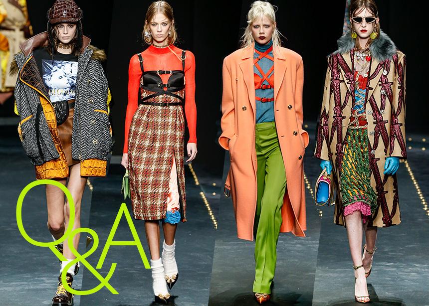 H fashion editor απαντάει σε όλες σου τις απορίες