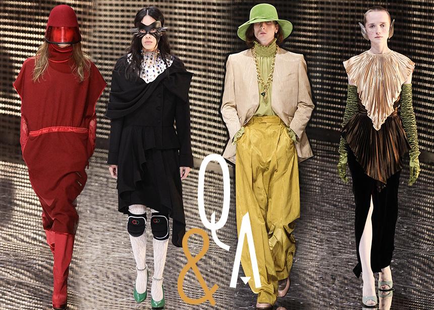 Στείλε την στιλιστική σου απορία και η fashion editor θα σου απαντήσει σε όλα!