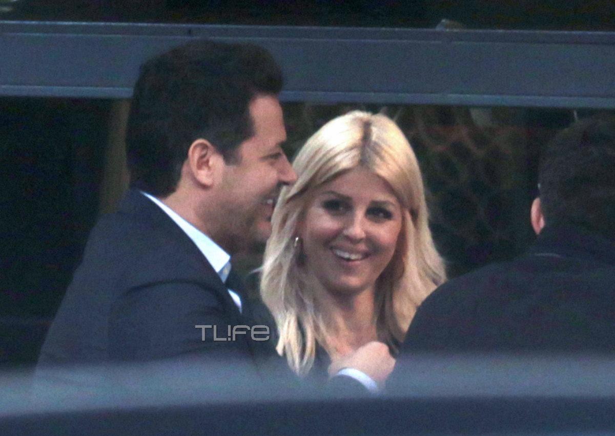Έλενα Ράπτη – Κίμων Μπάλλας: Ερωτευμένοι στο κέντρο της Θεσσαλονίκης! [pics] | tlife.gr