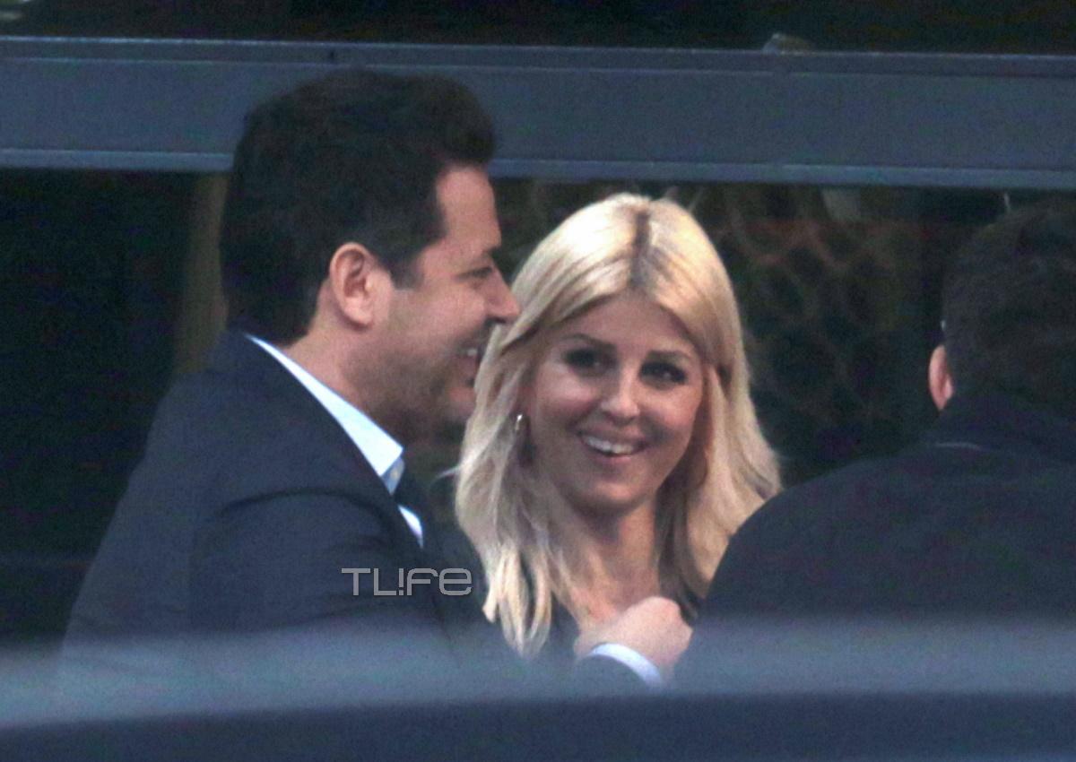 Έλενα Ράπτη – Κίμων Μπάλλας: Ερωτευμένοι στο κέντρο της Θεσσαλονίκης! [pics]