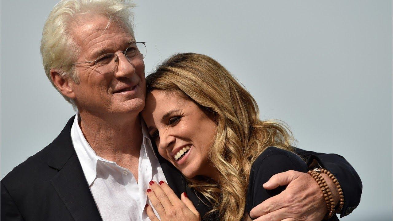 Ο Richard Gere θα γίνει για τρίτη φορά πατέρας!