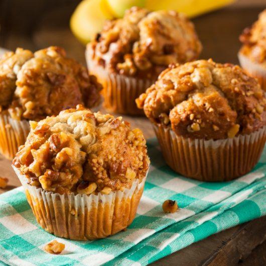 Banana Muffins | tlife.gr