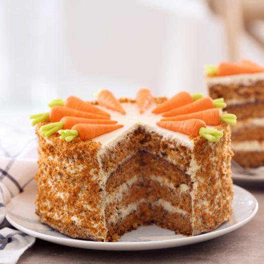 Carrot Cake του ονείρου | tlife.gr