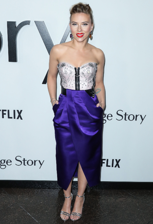 H Scarlett Johansson με Louis Vuitton | tlife.gr