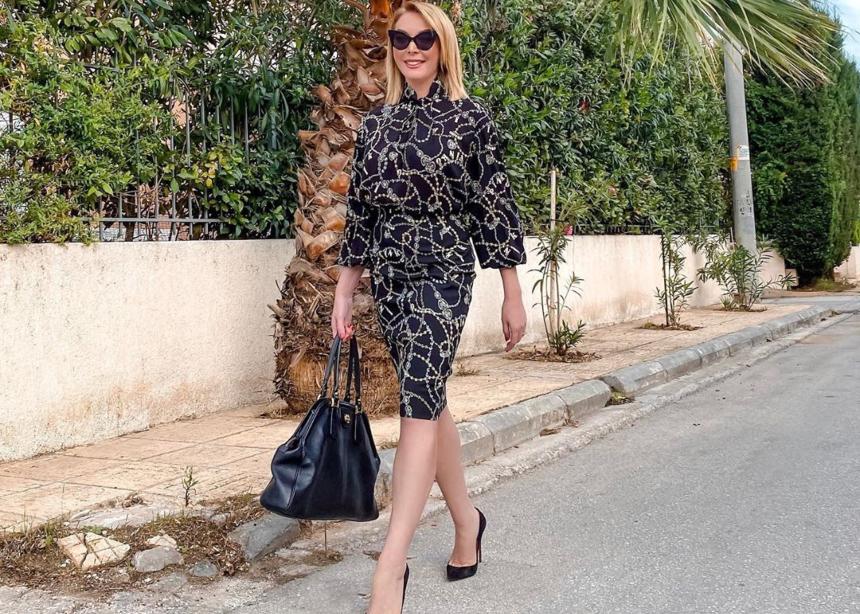 Tι φοράει η Τατιάνα (10/11)   tlife.gr