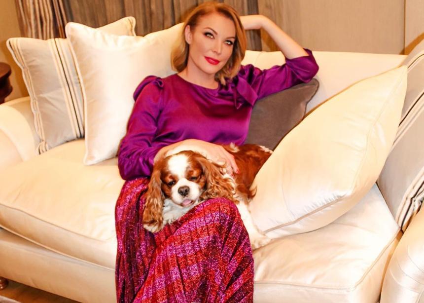Τι φοράει η Τατιάνα (24/11) | tlife.gr