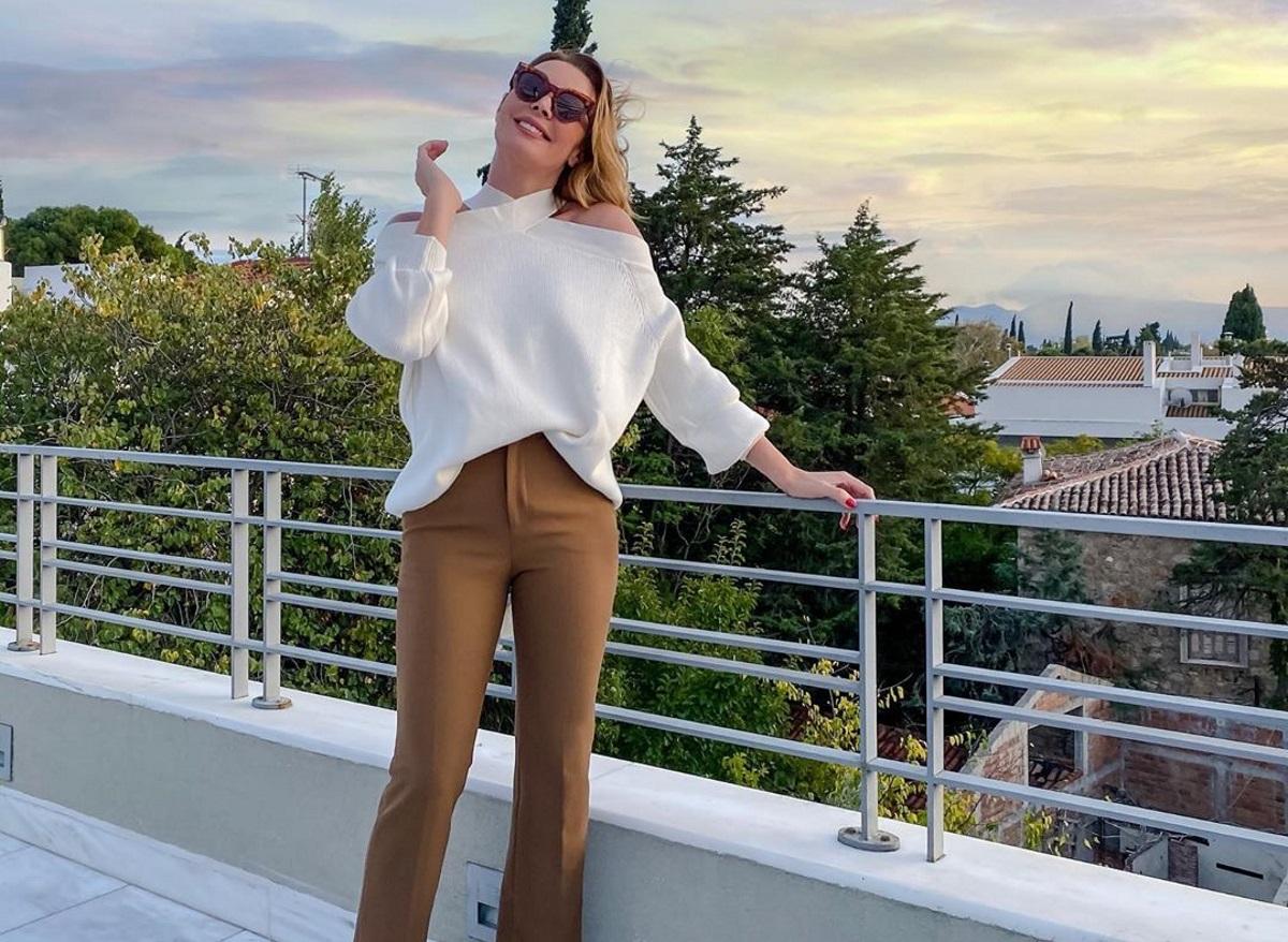 """Τατιάνα Στεφανίδου: Έτσι χαλαρώνει μετά το """"Μαζί σου Σαββατοκύριακο""""! [pics]"""
