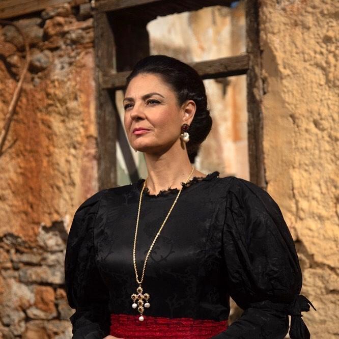 Βερόνικα Αργέντζη: Στη θεατρική σκηνή,  λίγο καιρό μετά το θάνατο του συζύγου της! [pics] | tlife.gr