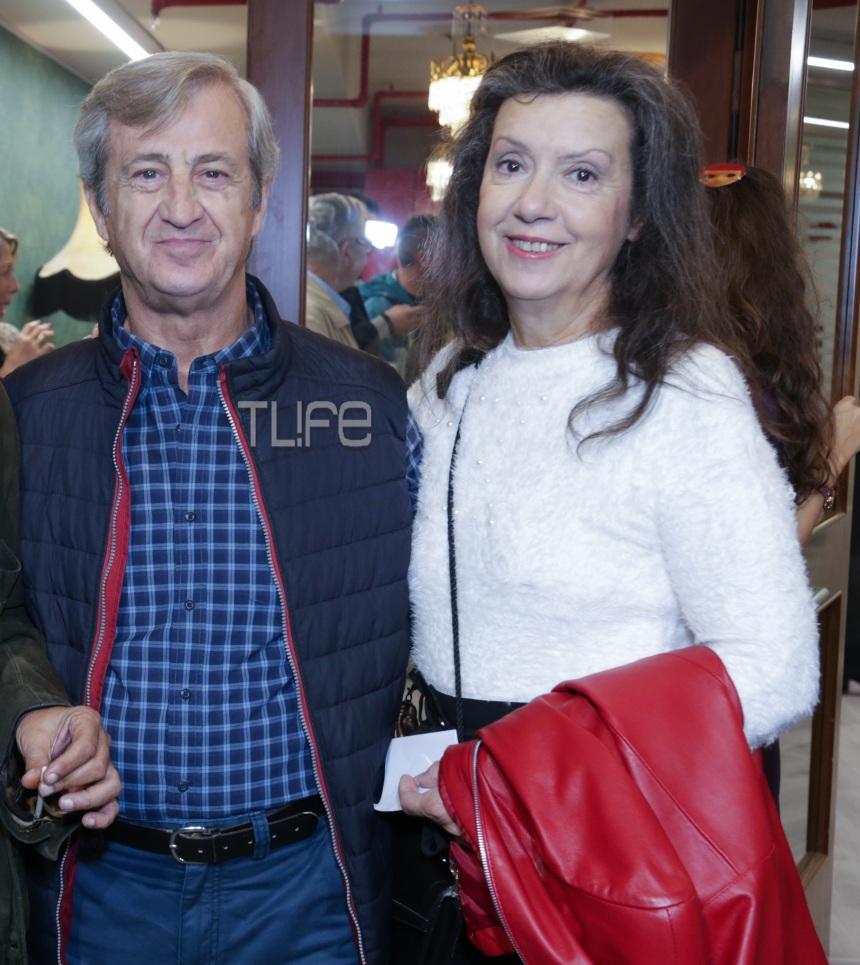 Πώς είναι σήμερα ο αγαπημένος ηθοποιός Σωτήρης Τζεβελέκος! Βραδινή έξοδος με την σύζυγό του